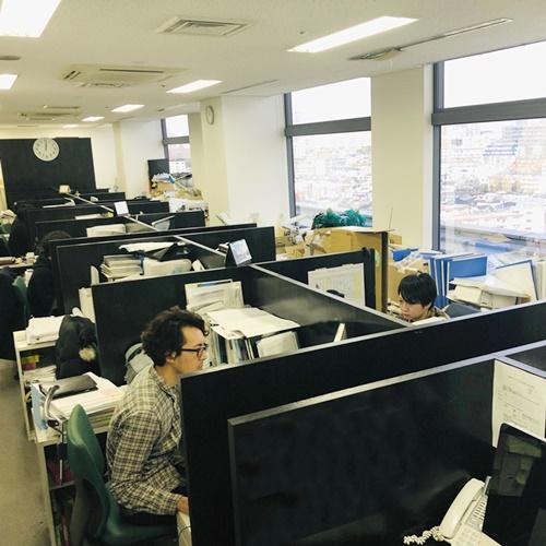 西脇一郎デザイン事務所_オフィス写真1