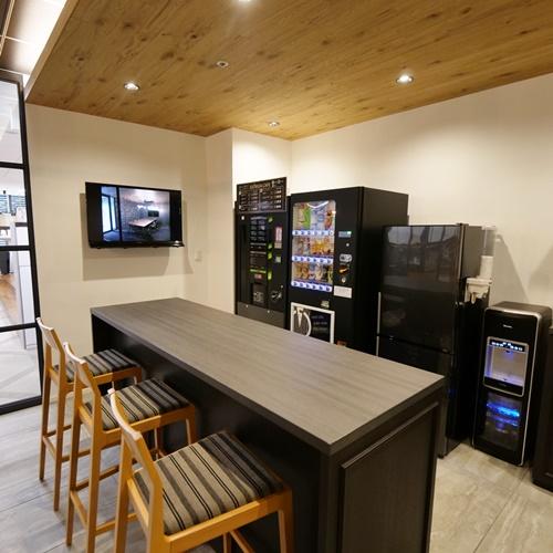 フロンティアコンサルティング名古屋支店 カフェスペース