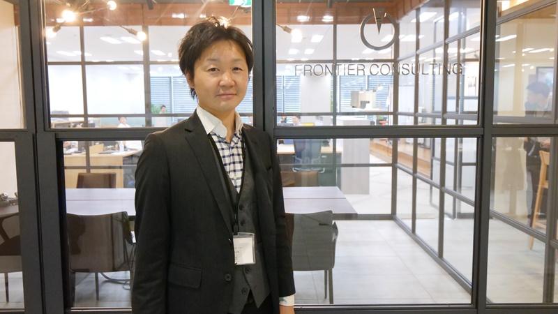 フロンティアコンサルティング名古屋支店インタビュー