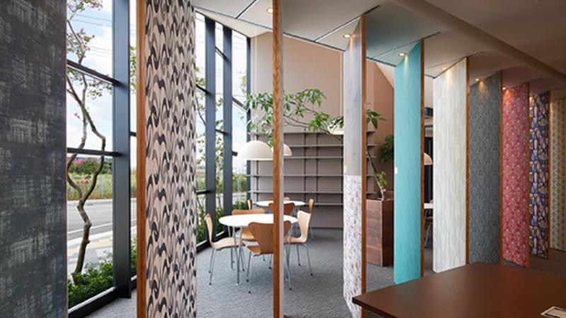 リンクアップ様のデザインしたオフィスの画像