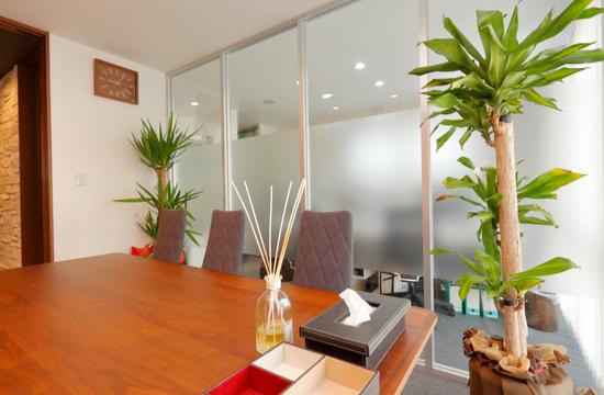 小規模オフィスデザインの画像